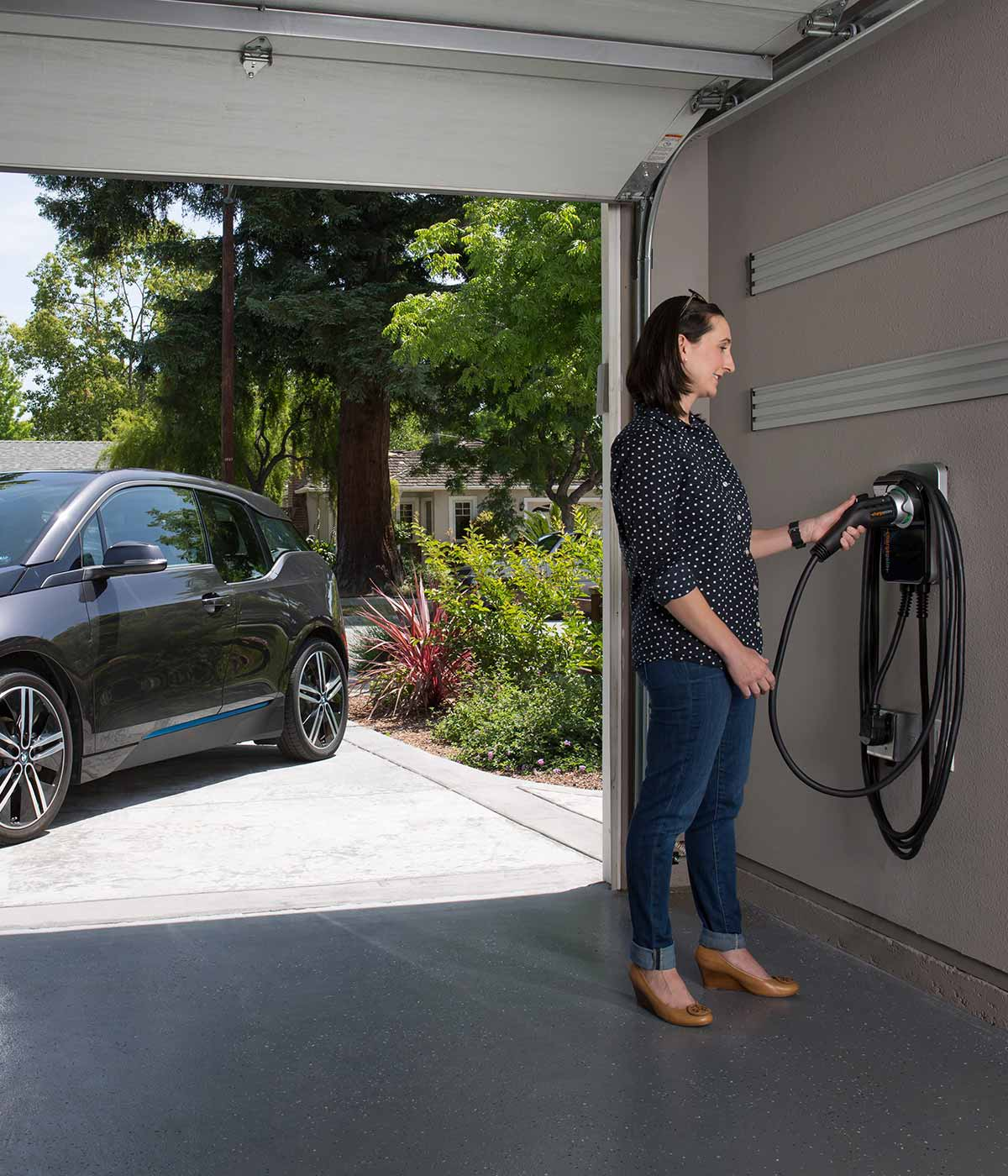 Electric Cars Charge Sacramento