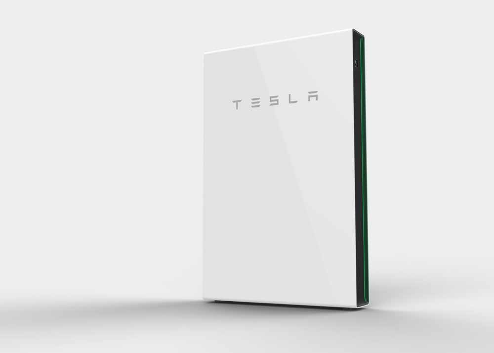 product image of tesla powerwall home battery